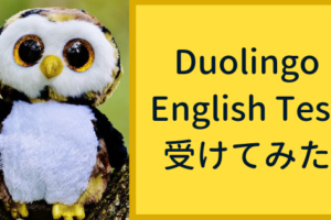 Duolingo English Testを受けてみた